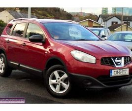 NISSAN QASHQAI +2 QASHQAI 2 1.5 2 XE 5DR..7-SEATE FOR SALE IN DUBLIN FOR €8,995 ON DONEDEA