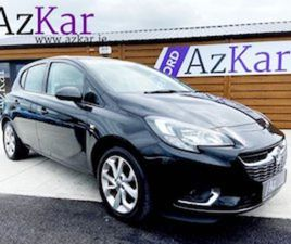 OPEL CORSA, 2015 SRI 1.0 ECOFLEX €45 P/W NO DEP FOR SALE IN WATERFORD FOR €8995 ON DONEDEA