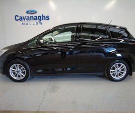 FORD C-MAX ZETEC 1.5TDCI 95PS 5DR FOR SALE IN CORK FOR €17,495 ON DONEDEAL