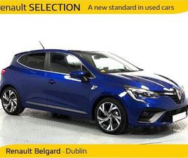 RENAULT CLIO RS LINE FOR SALE IN DUBLIN FOR €22,700 ON DONEDEAL