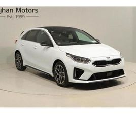 KIA CEED 1.6 GT LINE HP 5DR MOBILITY SCHEME FOR SALE IN CORK FOR €20,883 ON DONEDEAL