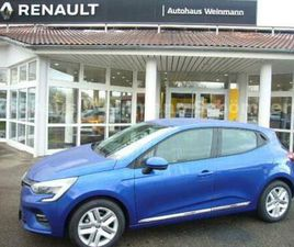 RENAULT CLIO 5 EXPERIENCE TCE90,SHZ VORN, TOUCHSCREEN