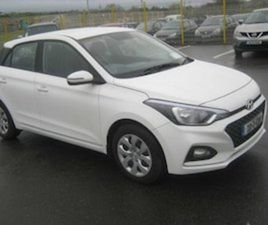 HYUNDAI I20 ACTIVE PETROL CLASSIC FACELIFT 5DR FOR SALE IN SLIGO FOR €18500 ON DONEDEAL