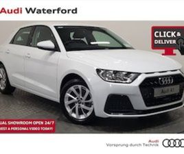 AUDI A1 SPORTBACK 30TFSI SE FOR SALE IN WATERFORD FOR €29615 ON DONEDEAL