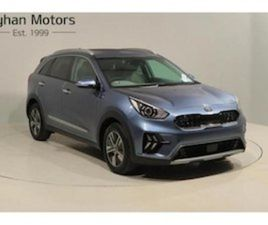 KIA NIRO PLUG IN HYBRID 1.6 PETROL FOR SALE IN CORK FOR €34615 ON DONEDEAL