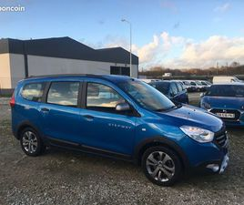 DACIA LODGY 1.5 DCI 110CV BV6 STEPWAY 7 PLACES