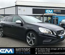 VOLVO V60 D2 [115] R DESIGN 5DR*NO BREXIT LEVY* FOR SALE IN TYRONE FOR £6,995 ON DONEDEAL