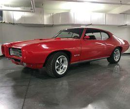 1969 PONTIAC GTO, GORGEOUS RESTORATION - INTERESTING TRADES   CLASSIC CARS   CALGARY   KIJ