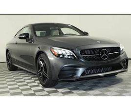 C 300 COUPE 4MATIC