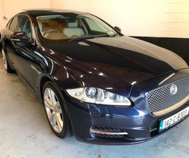 JAGUAR XJ SERIES 3.0D PREMIUM LUXURY FOR SALE IN CORK FOR €29,900 ON DONEDEAL