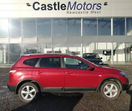 NISSAN QASHQAI + 2 DIESEL FOR SALE IN LIMERICK FOR €7,500 ON DONEDEAL