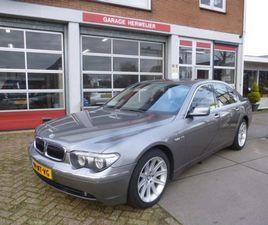 BMW 7-SERIE 760I V12 YOUGTIMER