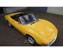 FIAT 135 DINO SPIDER 2400 GT SPIDER