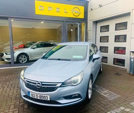 OPEL ASTRA VAN SPORTIVE 1.6CDTI 5DR AUTO COMMERCI FOR SALE IN DUBLIN FOR €16,219 ON DONEDE