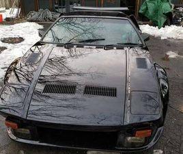 1973 DETOMASO PANTERA GT4 GT-5 BODY KIT