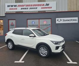 SSANGYONG KORANDO 1.6 PETROL OR DIESEL AUTO OR MA FOR SALE IN WICKLOW FOR €26,750 ON DONED