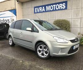 FORD C-MAX 1.6 L DIESEL LOW MILES FOR SALE IN DUBLIN FOR €3,950 ON DONEDEAL