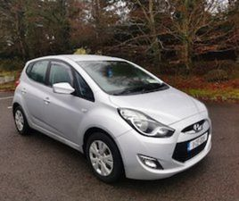 2011 HYUNDAI IX20 1.4 CRDI NEW NCT FOR SALE IN WESTMEATH FOR €4250 ON DONEDEAL