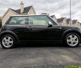 2005 MINI ONE NCT NOV 2021 FOR SALE IN CORK FOR €2,300 ON DONEDEAL