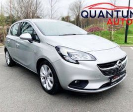 OPEL CORSA, 2017 1.3 DIESEL €49 P/W NO DEPOSIT FOR SALE IN WEXFORD FOR €9995 ON DONEDEAL