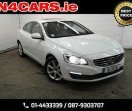 VOLVO S60 BLACK FRIDAY EVENT .FINANCE AVAILABLE . FOR SALE IN DUBLIN FOR €18949 ON DONEDEA