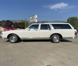 FOR SALE: 1988 CHEVROLET CAPRICE IN CADILLAC, MICHIGAN