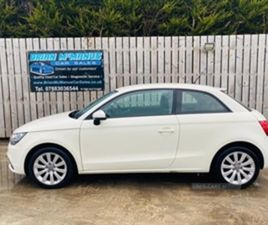 USED 2012 AUDI A1 SPORT TFSI HATCHBACK 58,000 MILES IN WHITE FOR SALE | CARSITE