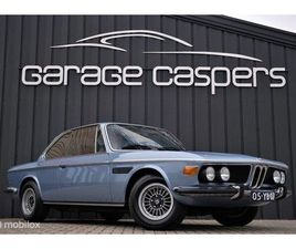 BMW E9 3.0 CS COUPÉ | FJORDBLAU | GERESTAUREERD