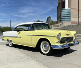FOR SALE: 1955 CHEVROLET BEL AIR IN WEST VALLEY CITY, UTAH