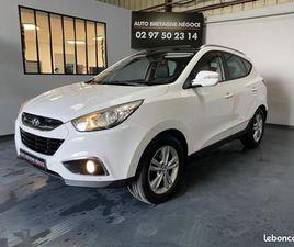HYUNDAI IX35 1,7 CRDI 115 CH 2WD EURO 2012 BV6