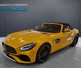 >MERCEDES-BENZ AMG GT ROADSTER