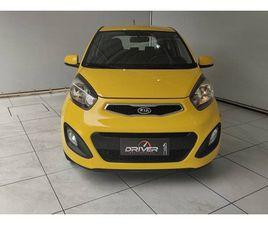 KIA PICANTO 1.0 EX 12V GASOLINA 4P AUTOMÁTICO - R$ 34.990