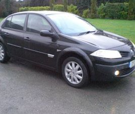 RENAULT MEGANE 1.6 NEW NCT 2022 FOR SALE IN MONAGHAN FOR €1200 ON DONEDEAL