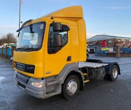 2013 DAF LF 55 250 4X2 URBAN TRACTOR UNIT FOR SALE IN ARMAGH FOR €1 ON DONEDEAL