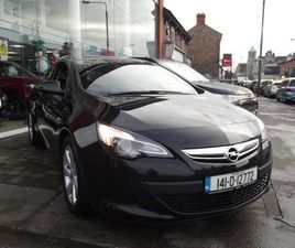OPEL ASTRA GTC SPORT 1.7 2014 *IRISH NEW* LOW KMS* FOR SALE IN DUBLIN FOR €8,950 ON DONEDE