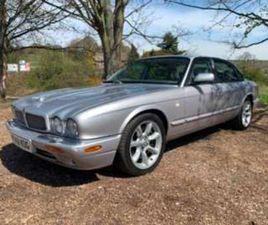 4.0 XJR SUPERCHARGED 4DR AUTO