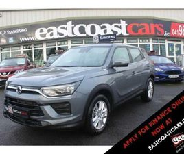 SSANGYONG KORANDO ES 1.6 DIESEL // NEW SSANGYONG FOR SALE IN MEATH FOR €27,950 ON DONEDEAL