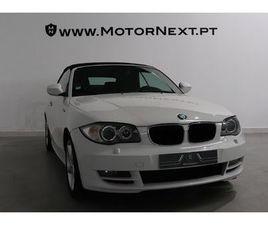 BMW 118 D CABRIO A GASÓLEO NA AUTO COMPRA E VENDA