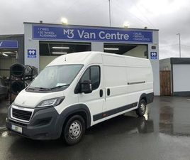 2017 PEUGEOT BOXER 435 L4 BLUE HDI FOR SALE IN DUBLIN FOR €12,750 ON DONEDEAL