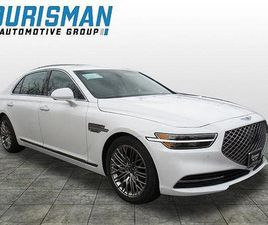 BRAND NEW WHITE COLOR 2021 GENESIS G90 ULTIMATE FOR SALE IN BOWIE, MD 20716. VIN IS KMTF54