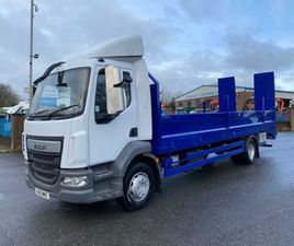 2015 DAF LF 55 180 14 TON DROPSIDE BEAVERTAIL FOR SALE IN ARMAGH FOR €1 ON DONEDEAL