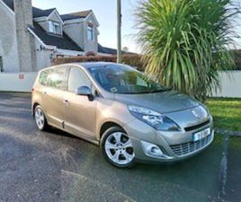 RENAULT GRAND SCENIC TOMTOM NCT 12/22 TAX 02/21 FOR SALE IN KILDARE FOR €4699 ON DONEDEAL