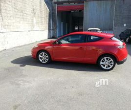 RENAULT MEGANE COUPE GT STYLE EDC DCI 110