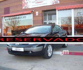 RENAULT MEGANE COUPECABRIO PRIVILEGE 2.0 16V AUTO