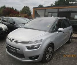 GRAND C4 PICASSO 2.0 HDI 150CV 7PLACES GPS