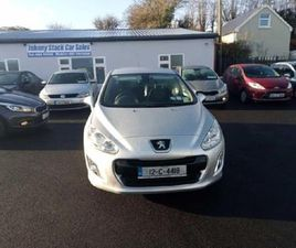 PEUGEOT 308 ACTIVE 1.6 HDI 92 4DR 5DR FOR SALE IN KERRY FOR €5,800 ON DONEDEAL