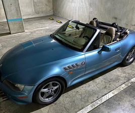 BMW Z3 2.2 CONVERTIBLE L4 AT