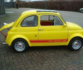 FIAT 500 OLDTIMER ABARTH REPLICA 1971