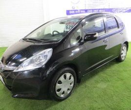 2012 HONDA FIT HYBRID 6 MONTHS GARAGE WARRANTY FOR SALE IN DUBLIN FOR €5750 ON DONEDEAL