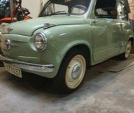 SEAT 600 N 1958 - N 1 SERIE